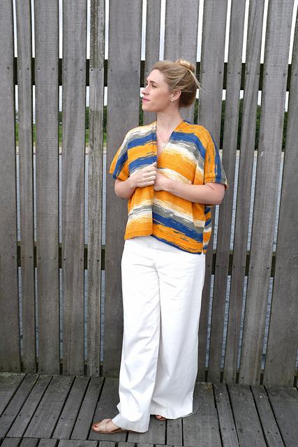 Liz Cardi Ty Dy Cotton