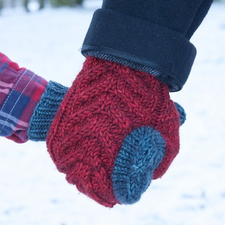 Antler Mitts