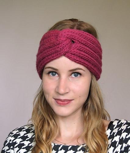 Make your own Francine Headband!