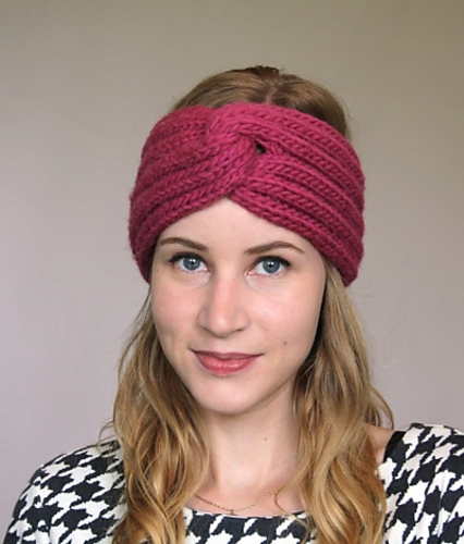 Make your own Francine Headband!