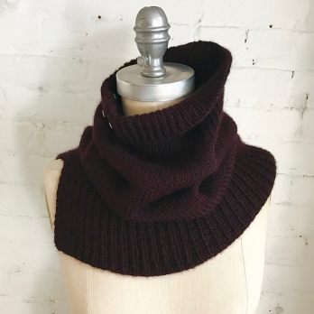 Cooler Side of Warm by Espace Tricot
