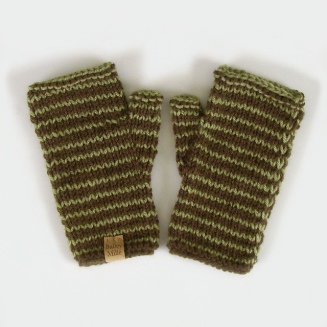 Marlow Mitts and Beanie