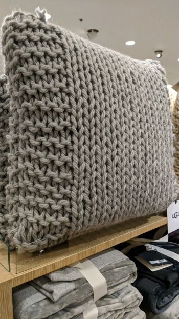 The Inspiration for Amy's Hand Knit Pillow