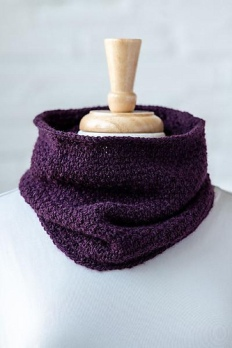 Short Seeded Cowl