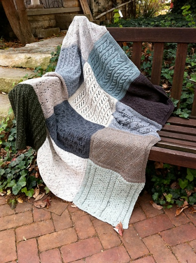 Building Blocks Blanket