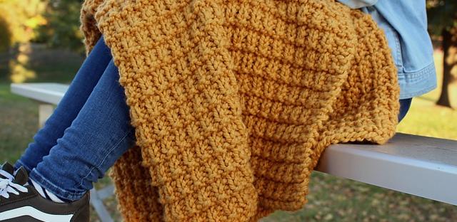 Tips for Blanket Knitting Season