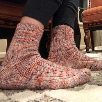 my favorite ever socks