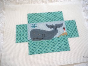 wonderful new canvases from J. Child Needlepoint