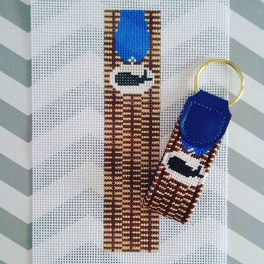 some smaller needlepoint projects