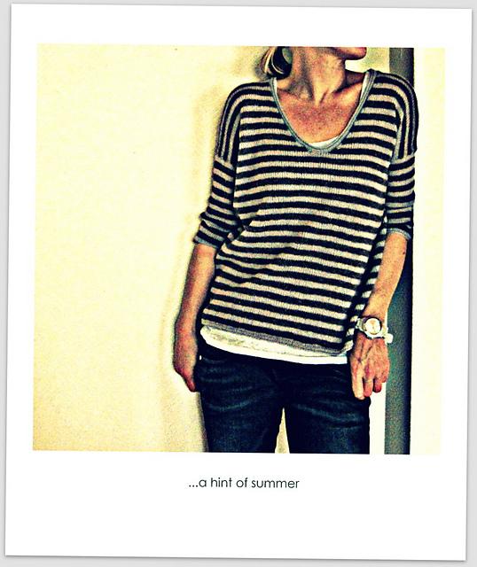 Hint of Summer