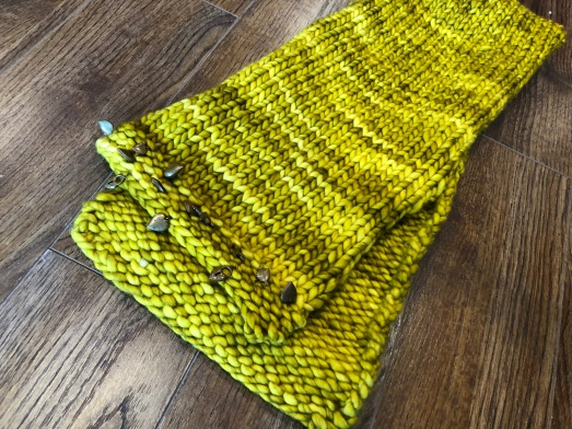 Roseanne's Charmed Scarf