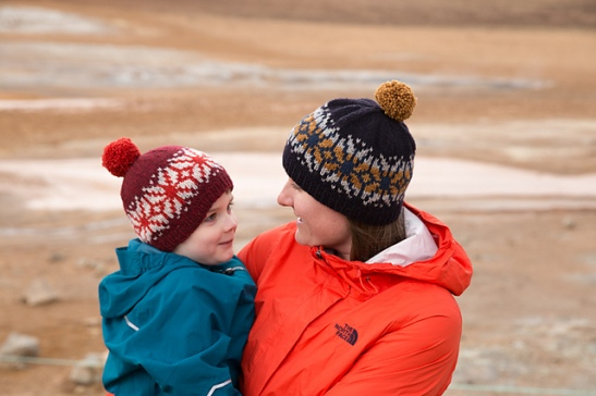 some gorgeous colorwork projects from Strange Brew