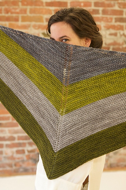 Grain by tincanknits