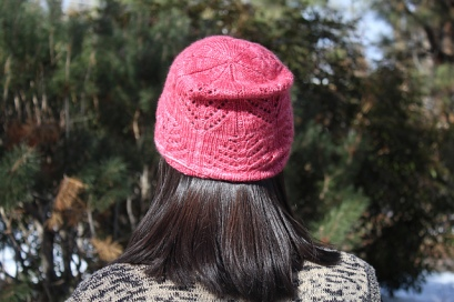 The Larkin Willow Hat & Cowl