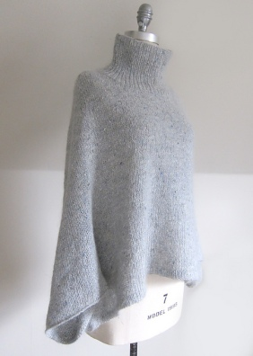 Some favorites for Silk Cloud: Mayu, Mohair Bias Loop and the No Frills Sweater