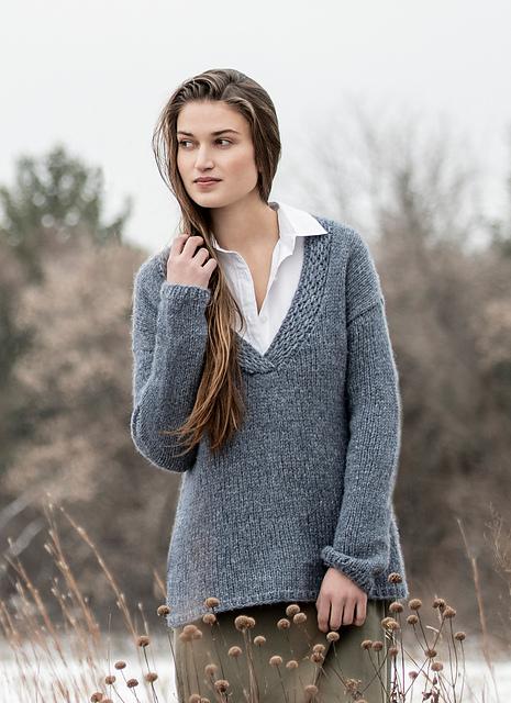 Silver Lake Sweater