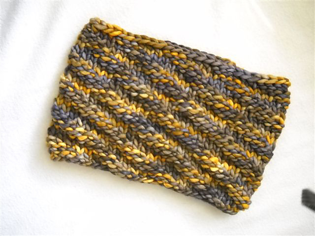 LTYC Super Bulky Cowl
